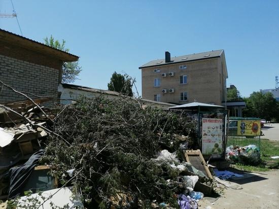 И прокуратура не указ:Оренбург погряз в мусоре