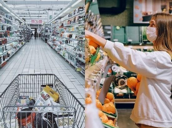 Россияне стали экономить на еде и повседневных товарах