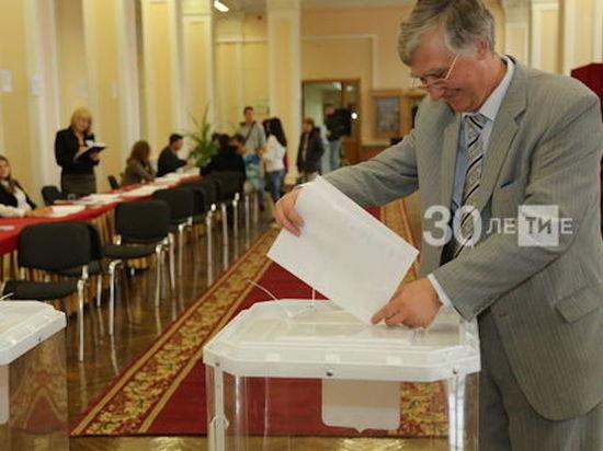 Выборы в казанскую Гордуму пройдут в единый день голосования 13 сентября