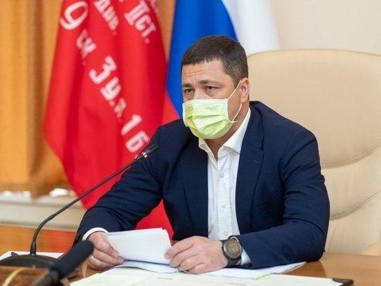Псковский губернатор: Голосование по поправкам будет безопасным