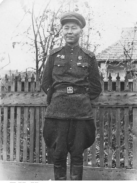 Неизвестный Доржи Цыремпилон: «Против нас воевали отборные войска дивизии «СС»
