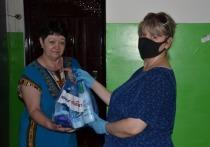 Акция по передаче молочной помощи идет в новые территории Ставрополья