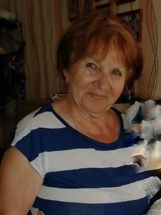 В Краснодаре без вести пропала пожилая женщина