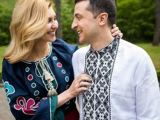 На Украине подсчитали сумму лечения Елены Зеленской от пневмонии