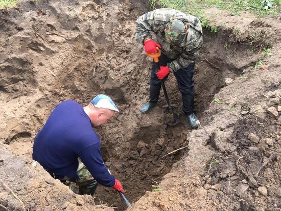 Число найденных бойцов в Белевском районе увеличилось до 50