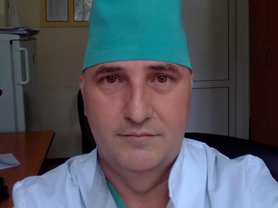 От коронавируса умер врач Иса Ахтаев: