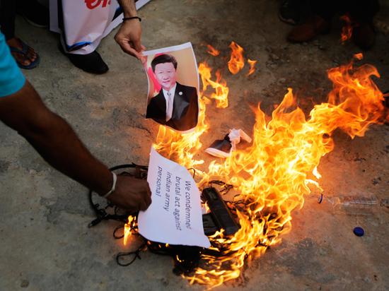 Эксперт оценил возможность ядерной войны между Китаем и Индией