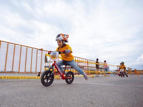 Сахалинская школа Bike me Sakhalin  работает и зимой и летом