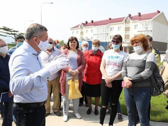 Жители курильского села Рейдово скоро отметят новоселье