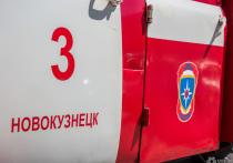 Троих детей эвакуировали из горящего дома в Новокузнецке