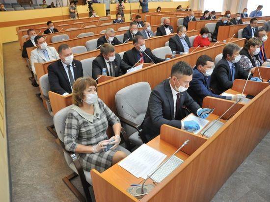 Верховный Совет Хакасии не будет проводить сессию в июне