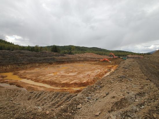 Хакасское УФСБ рассказало о незаконной добыче золота в Хакасии