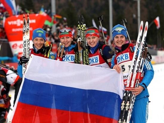 Российская сборная по биатлону может приехать в Ярославскую область