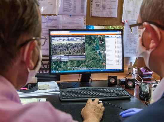 Все калужские леса оснастят комплексами видеомониторинга