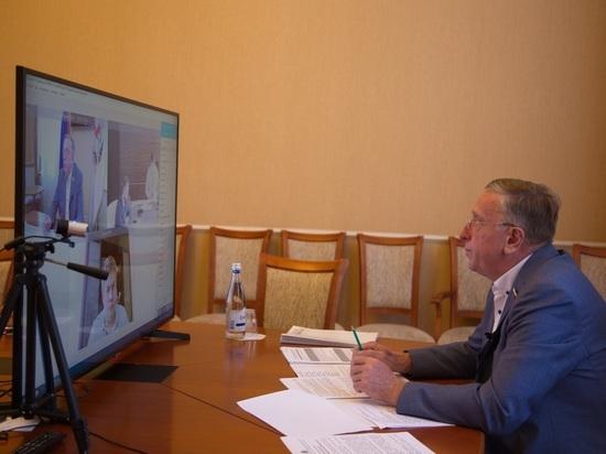 В ЗСНО прошло заседание транспортного комитета