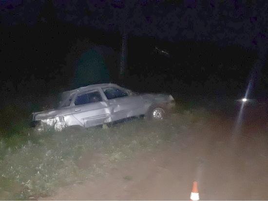 В Сорочинском городском округе в ДТП пострадал несовершеннолетний