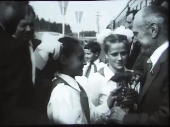 Как руководители СССР «спаивали» костомукшских пионеров. ВИДЕО, ФОТО