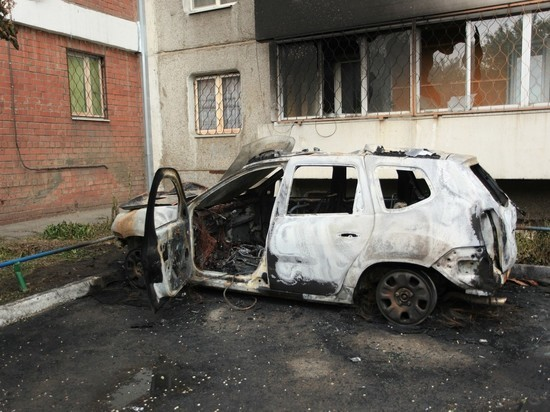 Поджоги машин в Иркутске: теперь с человеческими жертвами