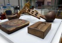 В Краеведческом музее начала работу выставка старинных деревянных форм
