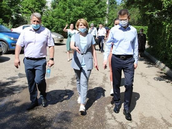 Работа с обращениями жителей в Серпухове находится на высоком уровне