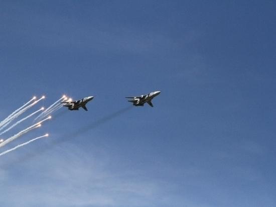 Авиация ЮВО проведет тренировки перед праздничным парадом