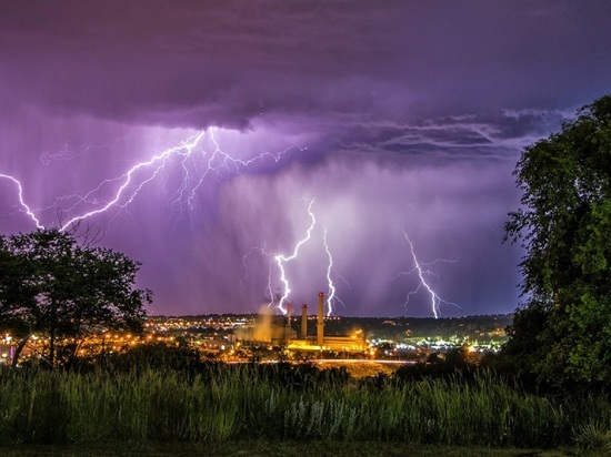 Пусть сильнее грянет буря: на Кострому надвигается грозовой фронт