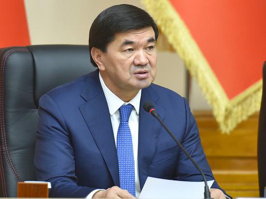 Премьер-министр Кыргызстана увел за собой в отставку правительство