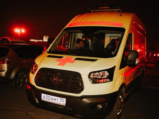 В Астрахани водитель на «семерке» насмерть сбил пешехода