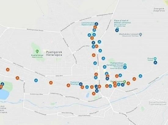 В Пятигорске создают условия для любителей велоспорта