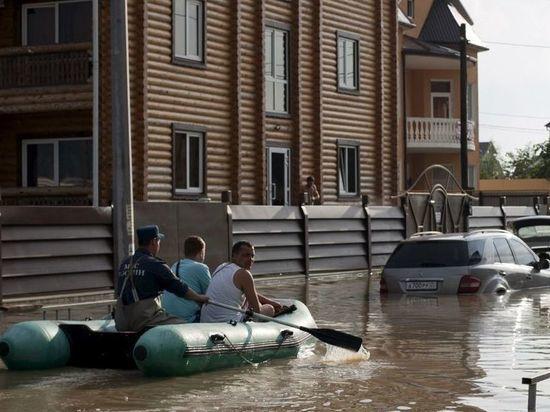 Застройка зон потенциального затопления без создания инженерных защит недопустима