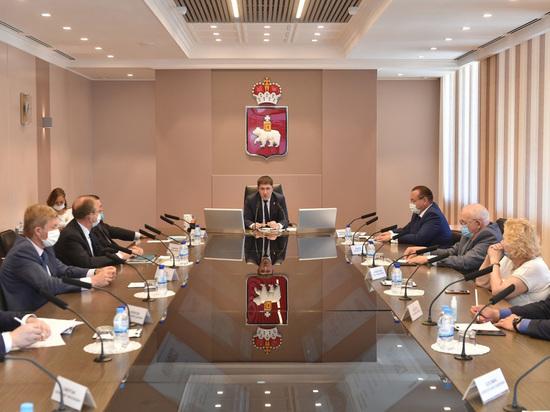 Дмитрий Махонин предложил жителям региона подписать Манифест общественного согласия