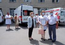 Вице-спикер ГДРФ посетила медучреждения Ставрополья