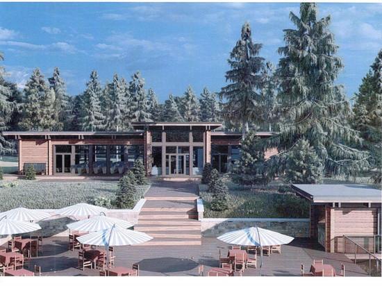 """""""СР"""" предлагает отдать коттеджи на Чёрном озере под детский санаторий"""
