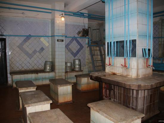 Две из трех городских бань Пскова не смогут открыться оперативно