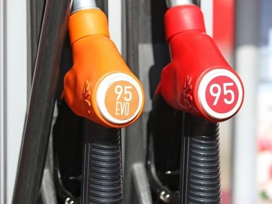 Биржевая цена бензина Аи-95 побила исторический максимум