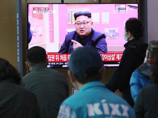 Северная Корея уничтожила пункт связи за 7 миллионов долларов