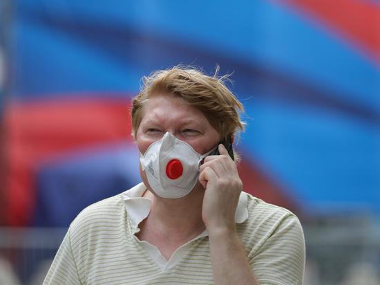 Врачи дали советы о ношении масок в жару