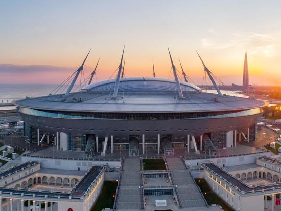 Теперь официально: Петербург примет финал Лиги Чемпионов в 2022 году