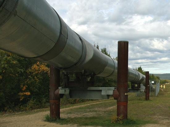 "Объяснился демонтаж ""Газпромом"" транзитных труб на Украину"