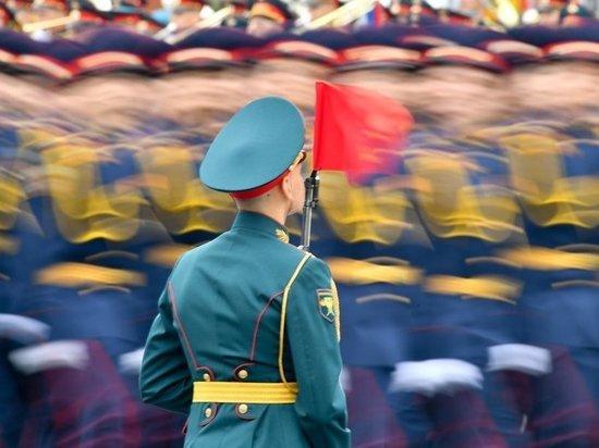 Самым большим иностранным военным расчетом на параде Победы станет китайский