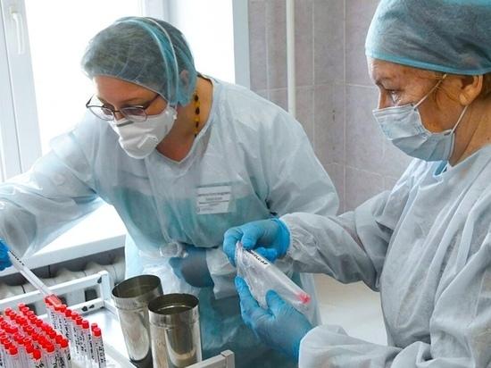 В Хакасии 35 новых случаев заражений коронавирусом