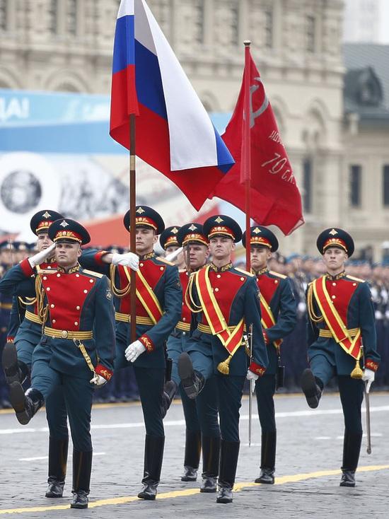 В китайских СМИ высказались о проведении парада Победы в Москве