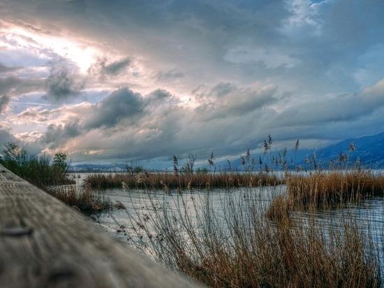 В Орске на озере Песчаное утонул мальчик