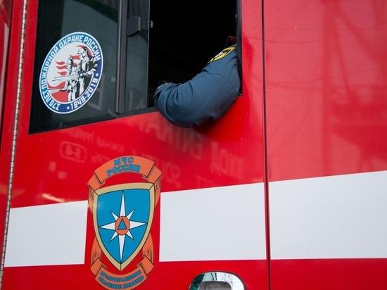 За сутки в Тульской области пожарные спасли из огня 8 человек