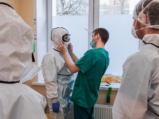 Студентов-медиков трудоустроили в больницы для работы с коронавирусными пациентами