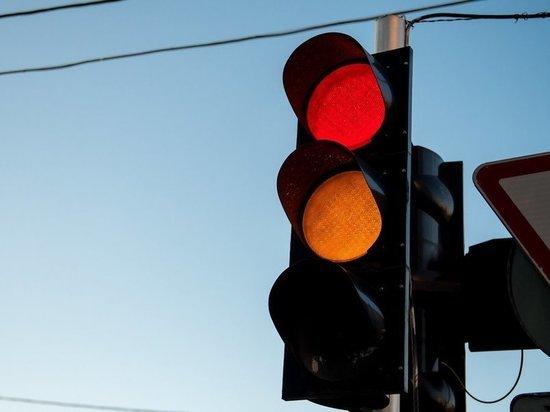 На двух перекрестках Краснодара приостановят работу светофоров