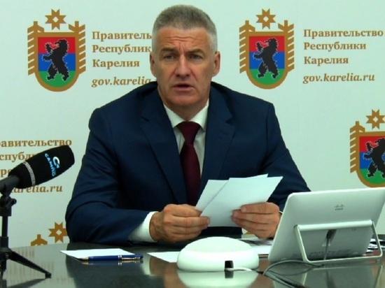 Парфенчиков назвал три наиболее ковид-проблемных района Карелии
