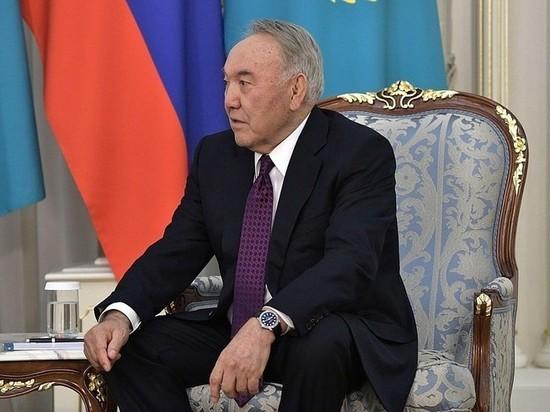 У Назарбаева нашли коронавирус