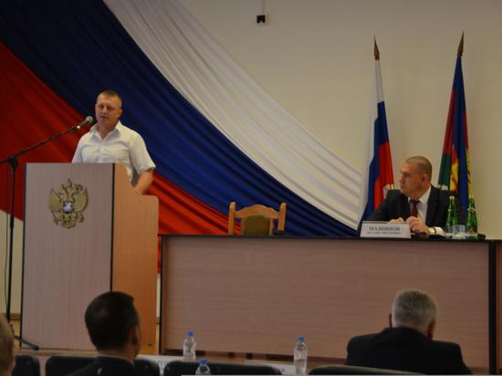 Главой Туапсе избрали Сергей Бондаренко