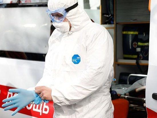 В Тверской области выявлены новые случаи заражения COVID-19